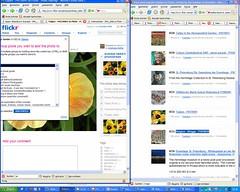 Greasemonkey script: Flickr Multi Group Sender Bug