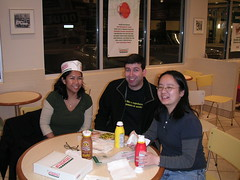 Milk, doughnuts & bloggers