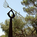 Fondation Maeght, outside - 12
