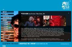 Informació d'artistes en castellà