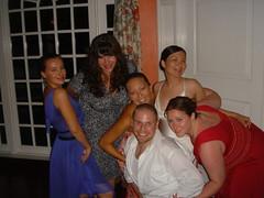 Nina, Jenna, Casey, Holly, Cheryl and Joe
