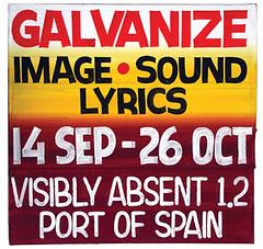 galvanize poster