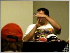 Tony Stewart Fan Picnic