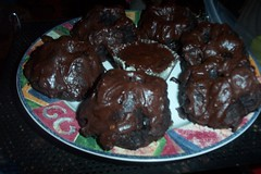 Mini-bundt cakes