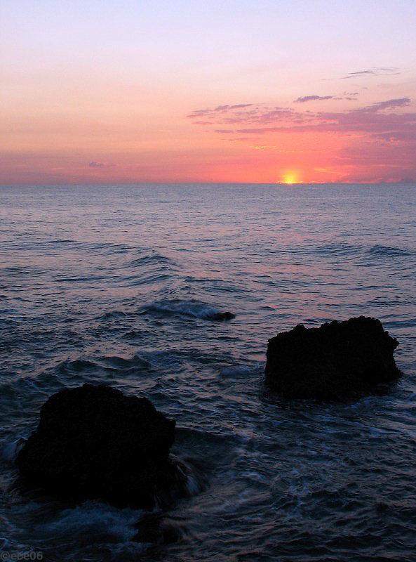 Despuntando el alba