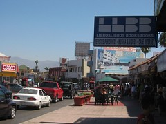 0393 bookstore in Ensenada