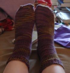 oneskein socks
