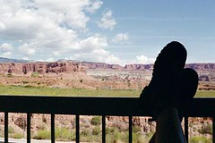 view of Capitol Reef