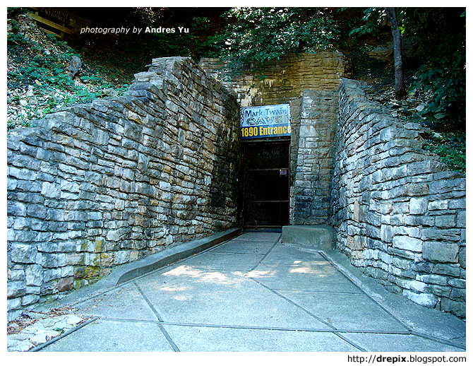 mark twain cave - hannibal, missouri (2)