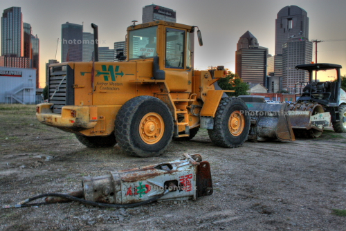 Tractor Deep Ellum