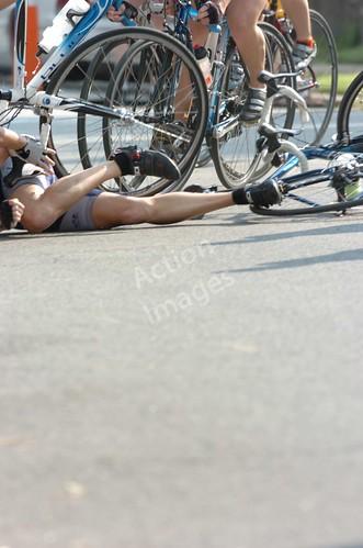 rider still down