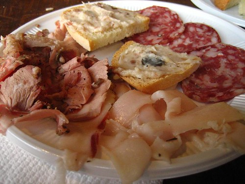 Porky goodness from the Cinta Senese