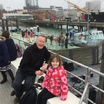 Birthday harbour cruise<br/>11 Mar 2017