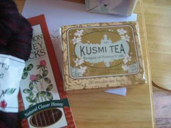 Knitters Tea Swap