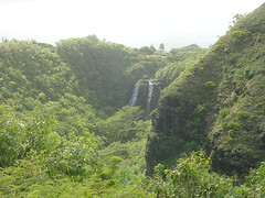 Opeakaa Falls