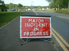 Major Incident - East Surrey Hospital #1