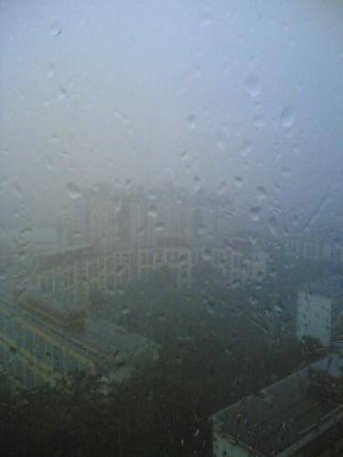 ultra rainy day...