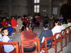 Arevalo Bible Study