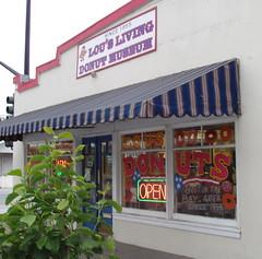 Lou's Living Donut Museum