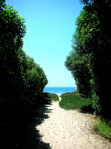 broad beach access