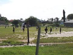 Soccer Game, Dar es Salaam