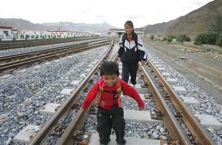 CHINA TIBET RAILWAY 003
