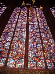 Saint Chappelle Window