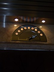 Mickey Elevator Indicator