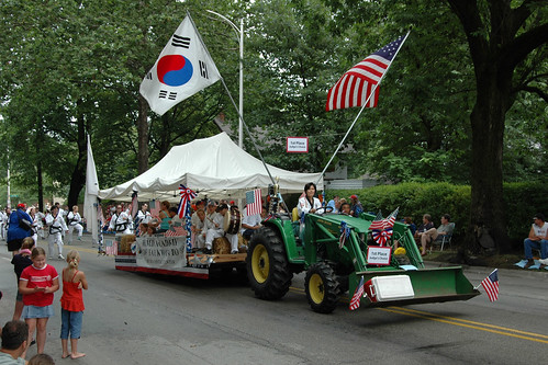 Americana on Parade