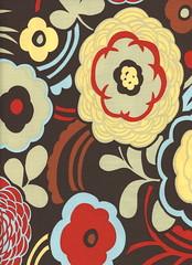 Mocca Floral