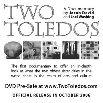 Two Toledos 5x5 Ad