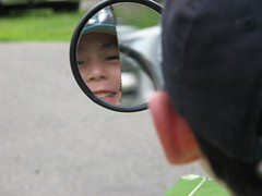 Adam in the mirror