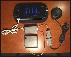 Sony PSP-290: The Sony PSP Gets Its Own GPS Receiver Accessory 2