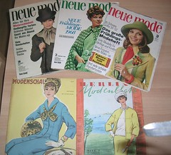 Vintage German Pattern Magazines