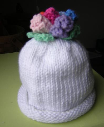 bouquet hat 1