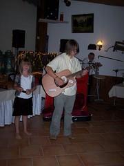 Tris performing