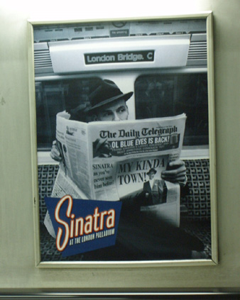 Frank Sinatra on the Tube?