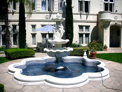 trianon fountain