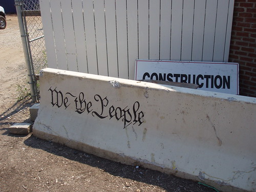 We the People...under construction