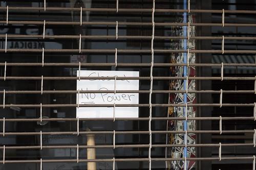 Closed No Power