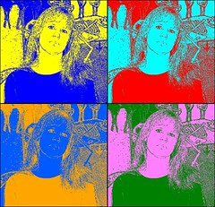 self portrait 1 - flickr warhol