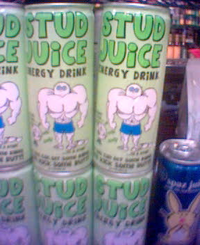Stud Juice energy drink