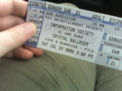 INSOC TICKETS! YAY!
