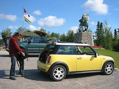 Mini In Flin Flon