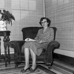 Glessie Parker (December 1955)