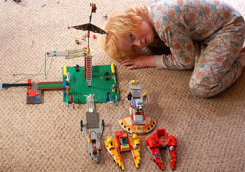 Robin's legos
