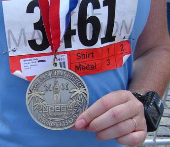 Jody's Medal