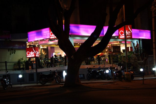 Cafe Coffee Day Jayanagar