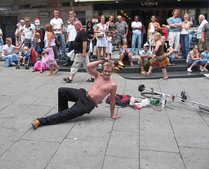 jugling