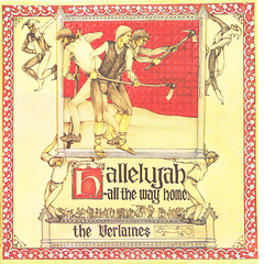 verlaines | hallelujah all the way home